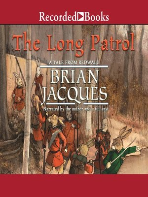 cover image of The Long Patrol