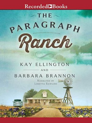 cover image of The Paragraph Ranch
