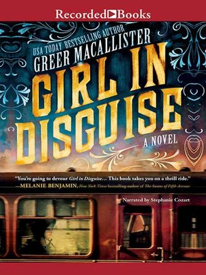 cover image of Girl in Disguise