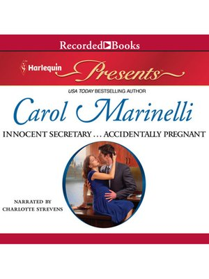 cover image of Innocent Secretary...Accidentally Pregnant
