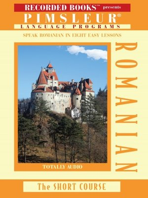 cover image of Romanian