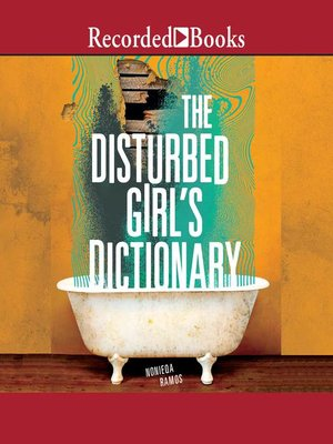 cover image of The Disturbed Girls Dictionary