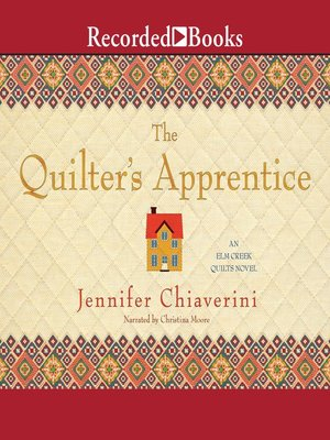 cover image of The Quilter's Apprentice