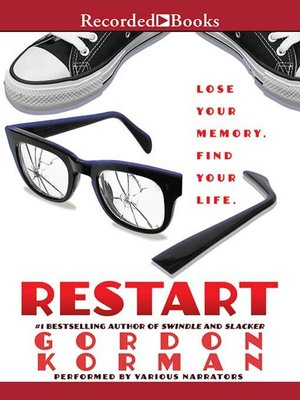 Restart by Gordon Korman · OverDrive (Rakuten OverDrive