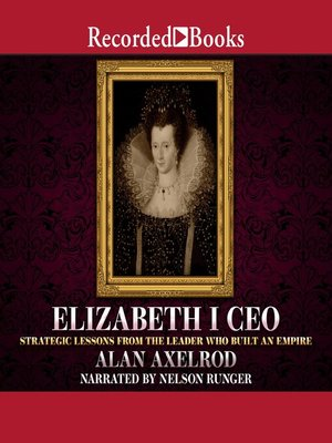 cover image of Elizabeth I CEO