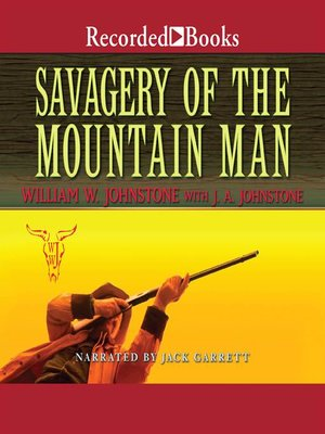 cover image of Savagery of the Mountain Man