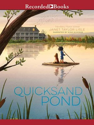 cover image of Quicksand Pond