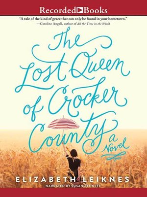 cover image of The Lost Queen of Crocker County
