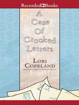 cover image of A Case of Crooked Letters