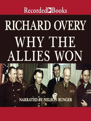 cover image of Why the Allies Won