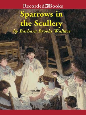 cover image of Sparrows in the Scullery