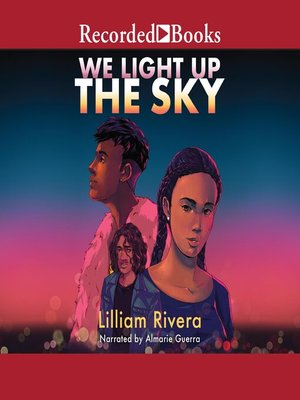 cover image of We Light Up the Sky