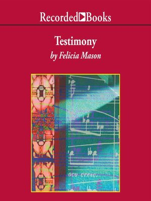 cover image of Testimony