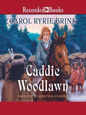 cover image of Caddie Woodlawn