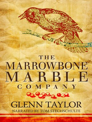 cover image of The Marrowbone Marble Company