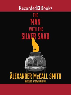 cover image of The Man With the Silver Saab