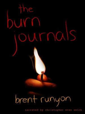 cover image of The Burn Journals