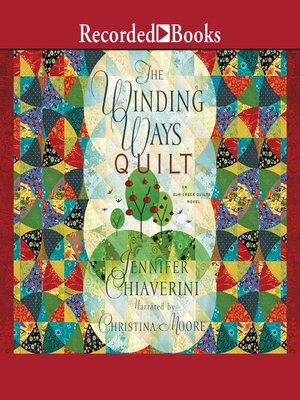 cover image of The Winding Ways Quilt