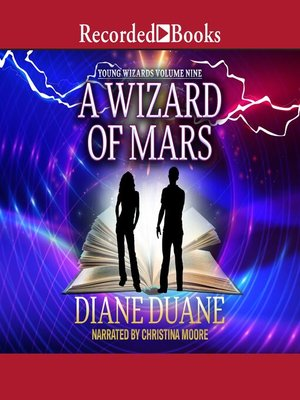 cover image of A Wizard of Mars