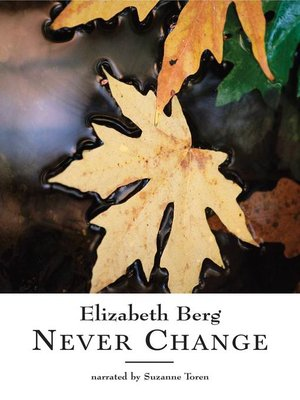 cover image of Never Change