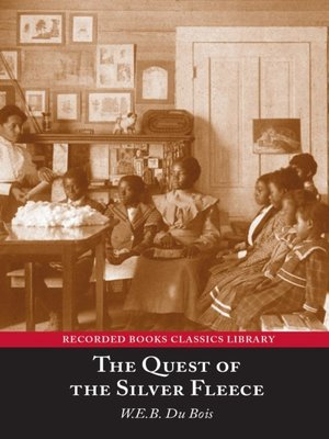 cover image of The Quest of the Silver Fleece
