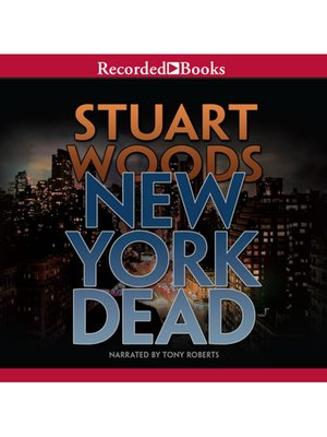 cover image of New York Dead