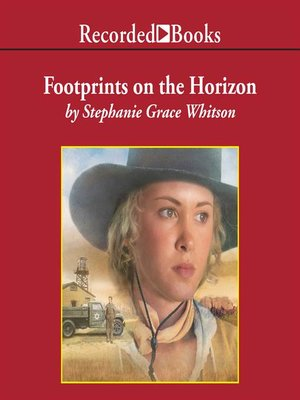 cover image of Footprints on the Horizon