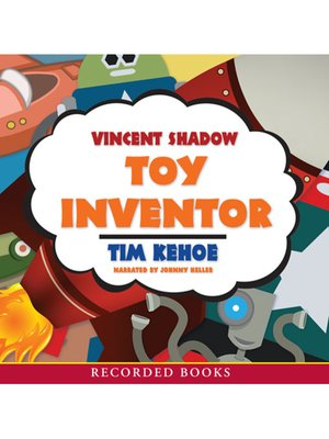 cover image of Toy Inventor