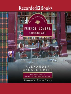 cover image of Friends, Lovers, Chocolate