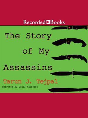 cover image of The Story of My Assassins