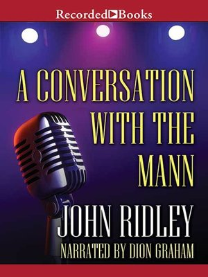 cover image of A Conversation With the Mann