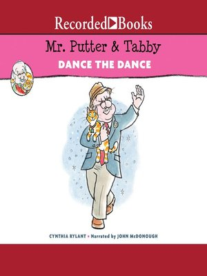 cover image of Mr. Putter & Tabby Dance the Dance