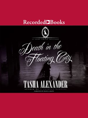 cover image of Death in the Floating City