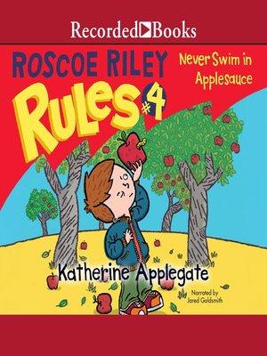 cover image of Never Swim in Applesauce