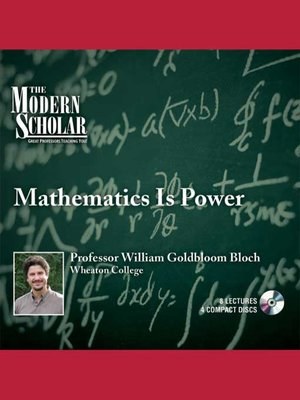 cover image of Mathematics is Power