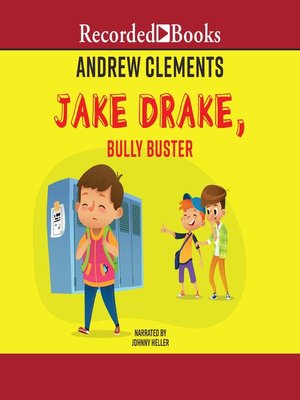 cover image of Jake Drake, Bully Buster