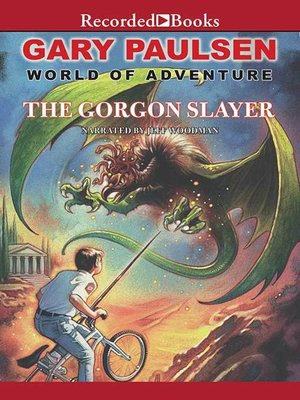 cover image of The Gorgon Slayer