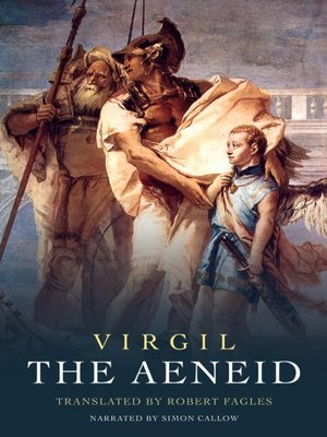 cover image of Aeneid