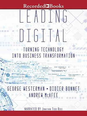 cover image of Leading Digital