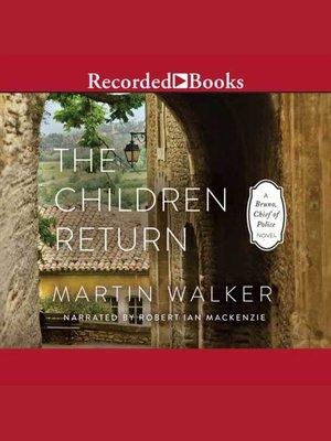 cover image of The Children Return