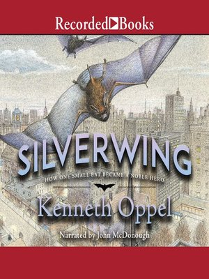 cover image of Silverwing