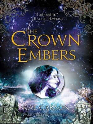 cover image of The Crown of Embers