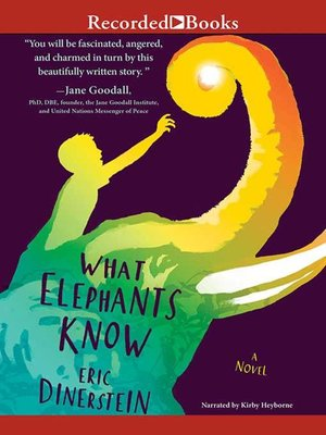 cover image of What Elephants Know