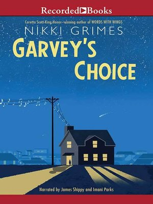 cover image of Garvey's Choice