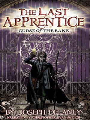 cover image of Curse of the Bane
