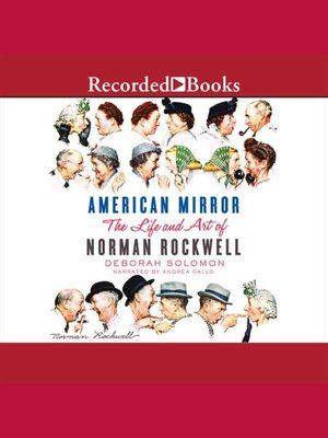 cover image of American Mirror