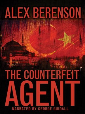 cover image of The Counterfeit Agent