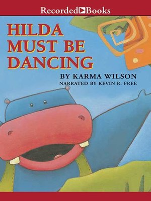 cover image of Hilda Must Be Dancing