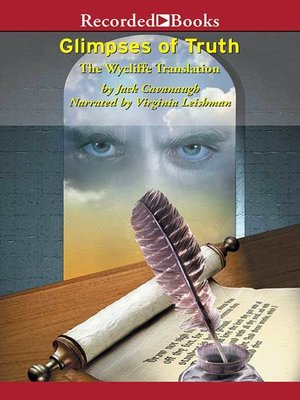 cover image of Glimpses of Truth: The Wycliffe Translation