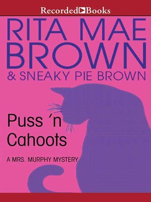 cover image of Puss 'n Cahoots